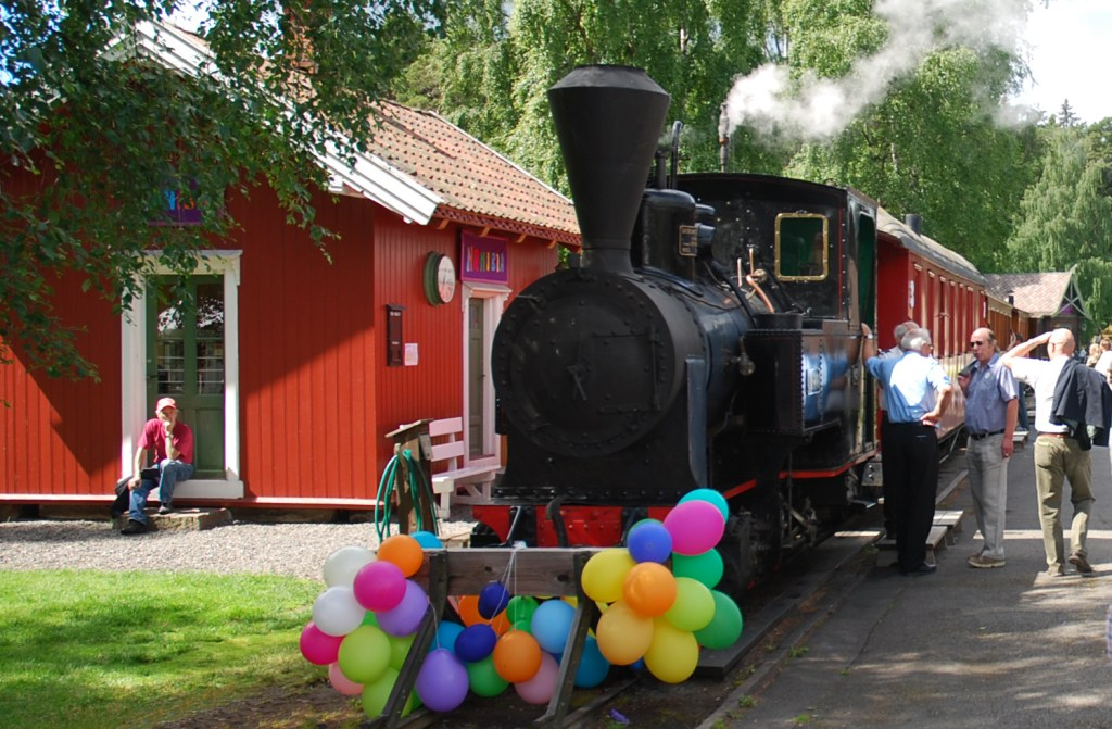 Damplokomotiv Hamar museum