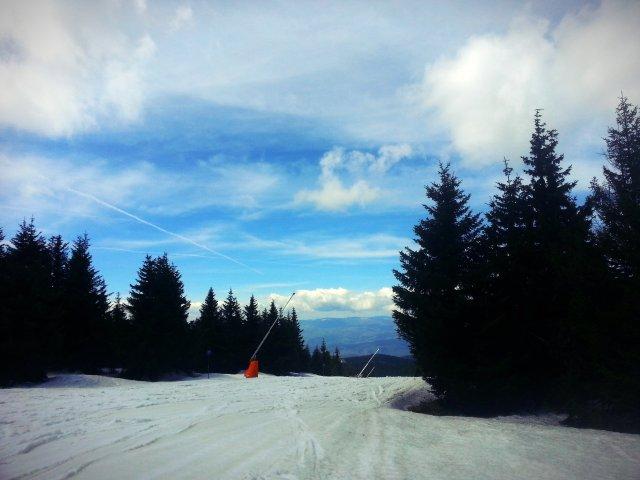 Kopaonik skijanje 3. maj 2015 oko 12h