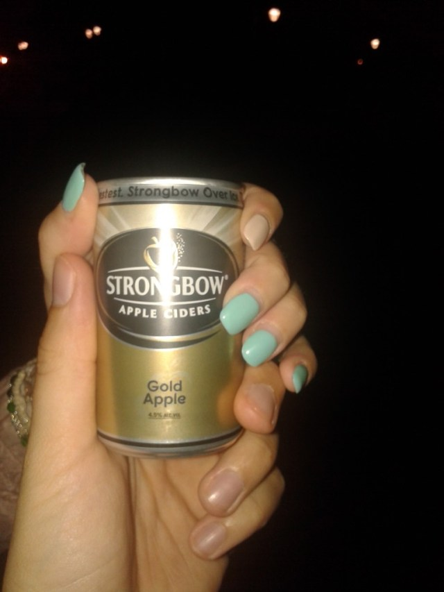 apple cider strongbow