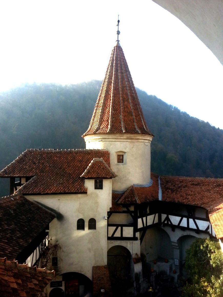 Draqula castle BRAN