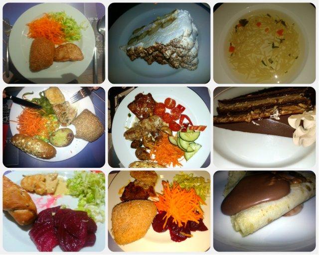 HRANA food mk mountain resort hotel angella