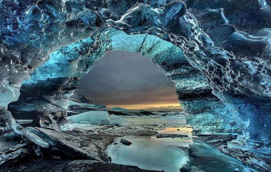 The Crystal Grotto
