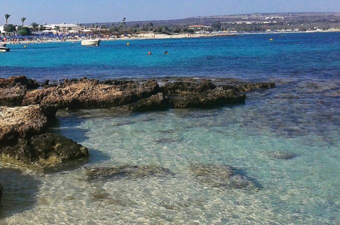 ZADIVLJUJUĆE Slike bez filtera – RAJSKA PLAŽA KIPRA – DRUGI DAN / No photoshopped pics PARADISE BEACH CYPRUS – 2ND DAY