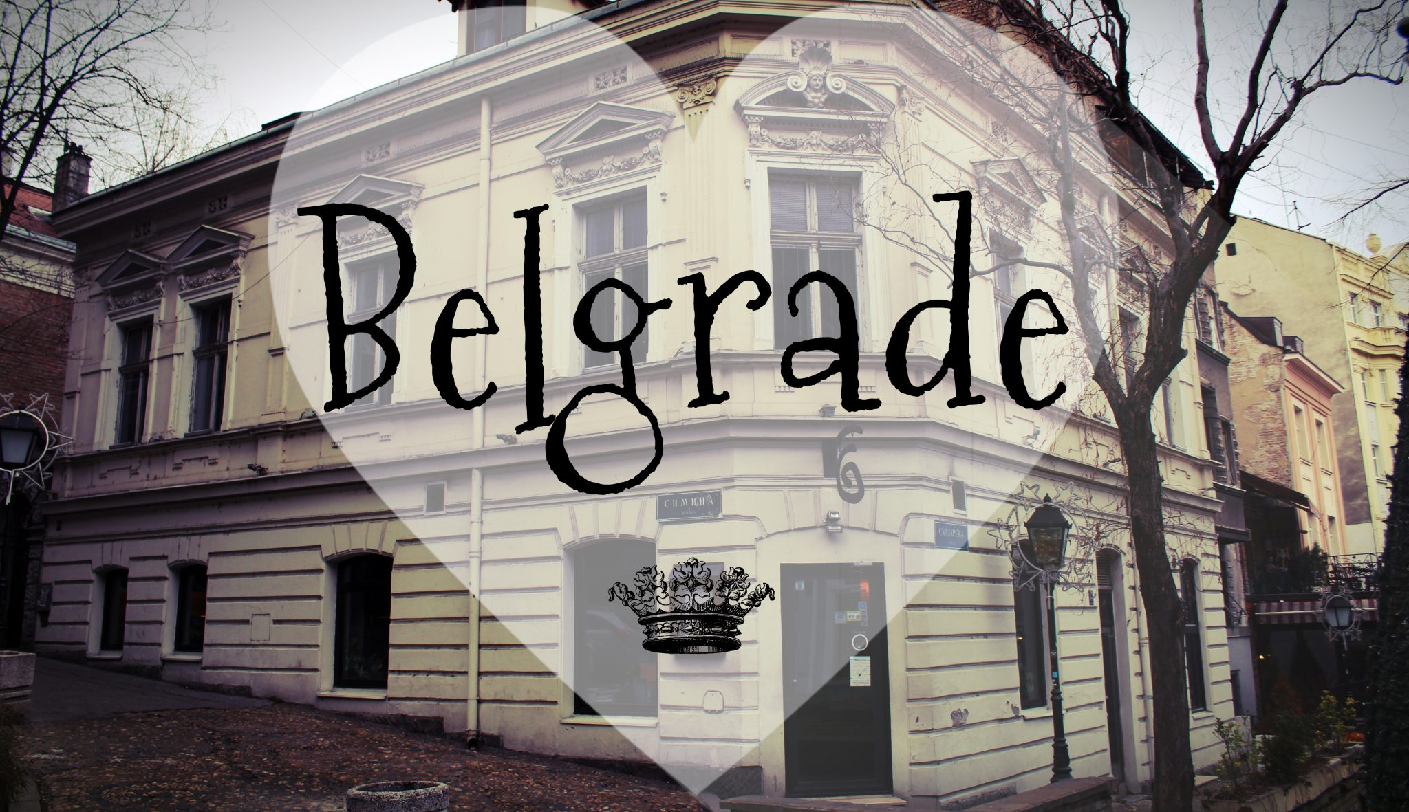 One day at Belgrade