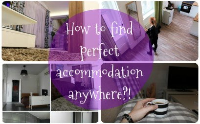 amazing accommodation how to find