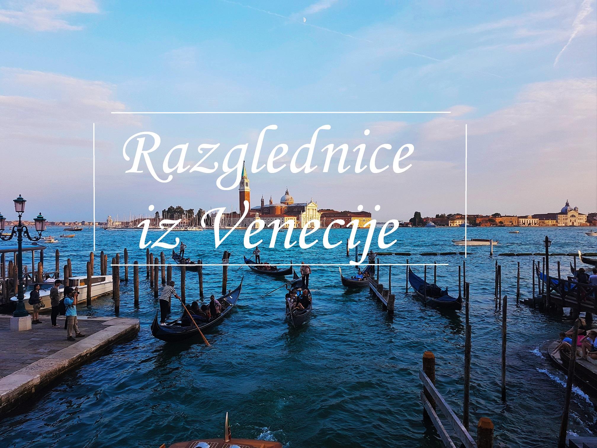 Razglednica iz venecije