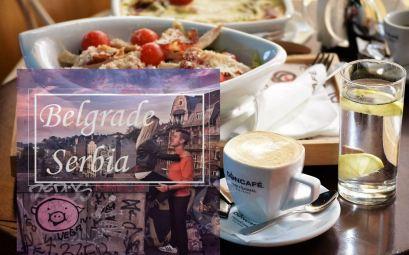 Uživanje u šetnji kroz Beograd i ručak u Cafe Doncafe šoping centar Ušće