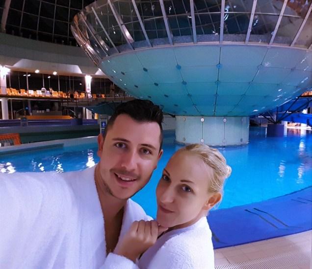 Thermana Laško Hotel wellness park bazeni