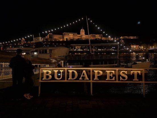 Budimpešta - Dunav