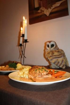 ručak u tradicionalnom restoranu