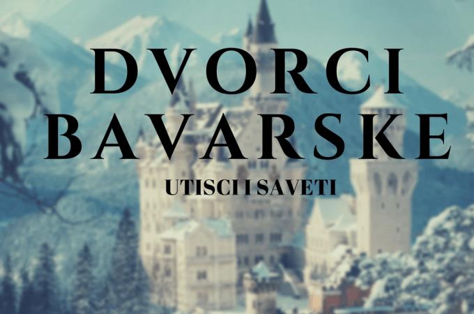 DVORCI BAVARSKE – utisci i saveti