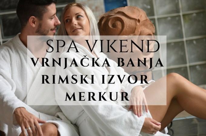 Spa vikend u Vrnjačkoj Banji / Merkur iskustvo