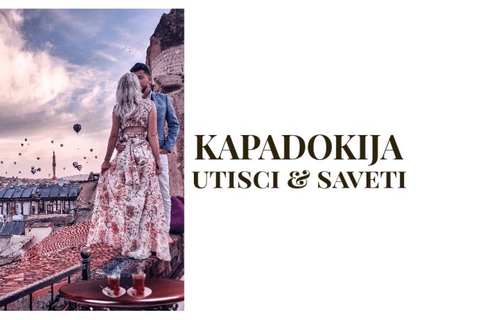 Kapadokija utisci, saveti i cene