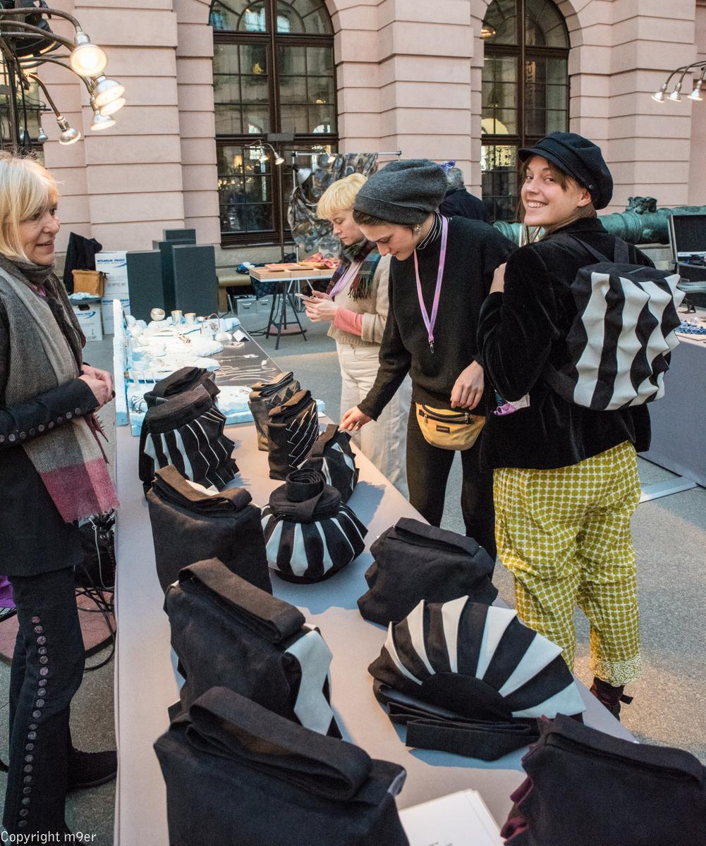 Stil-Stengel Textilkunst Taschen Zeughausmesse