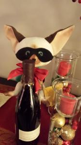 Skippy Jon Jones, Skippito Friskito, photo, Georgito, wine bottle