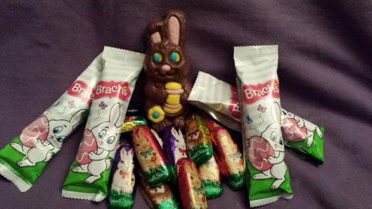 chocolate, Easter, candy, Bunnies