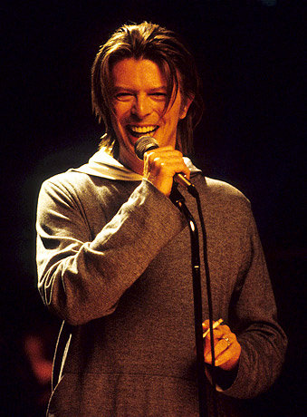 David Bowie, Thursday's Child, music, video