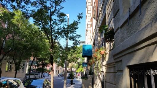 Boston, summer, Sunday