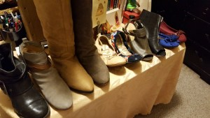 shoes, normal, rebellion, S.A. Young