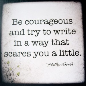 writing, writing life, S. A. Young, short story, Saturday, challenge, scary, Holly Gerth