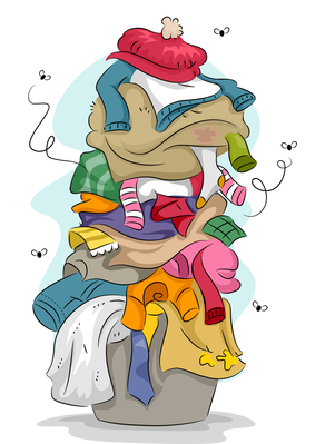 Mt. Laundry, mojo, post-retreat blues, S. A. Young, writing life, enthusiasm