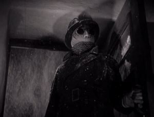 Monday, work, sun, winter, S.A. Young, Claude Rains, The Invisible Man