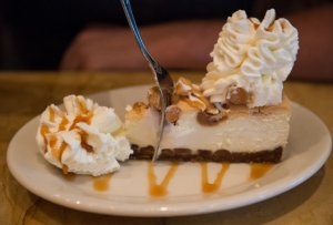 cheesecake, Cheesecake Factory, Monday, words, blogging, S. A. Young