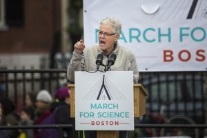 Earth Day, March for Science, Boston, Monday, blogging, S.A. Young, Gina McCarthy, EPA