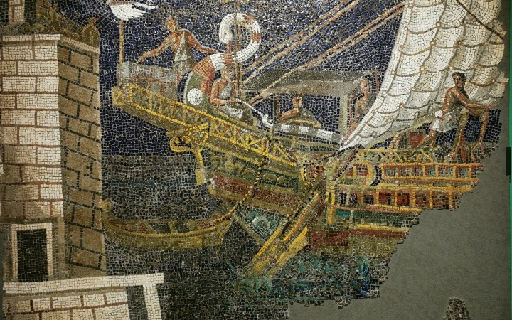 Een schitterende correctie voor het witwassen van het oude Rome