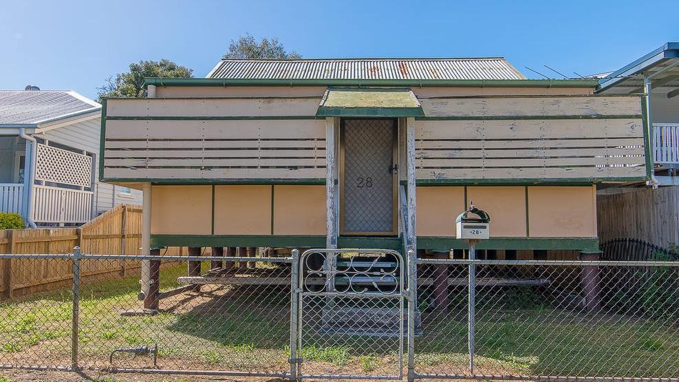 Het huisje in QLD zonder aantrekkingskracht op straat dat net is verkocht voor $ 199.000