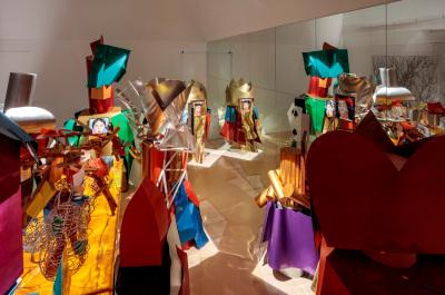 Persona artiest: Frank Gehry bij Gagosian