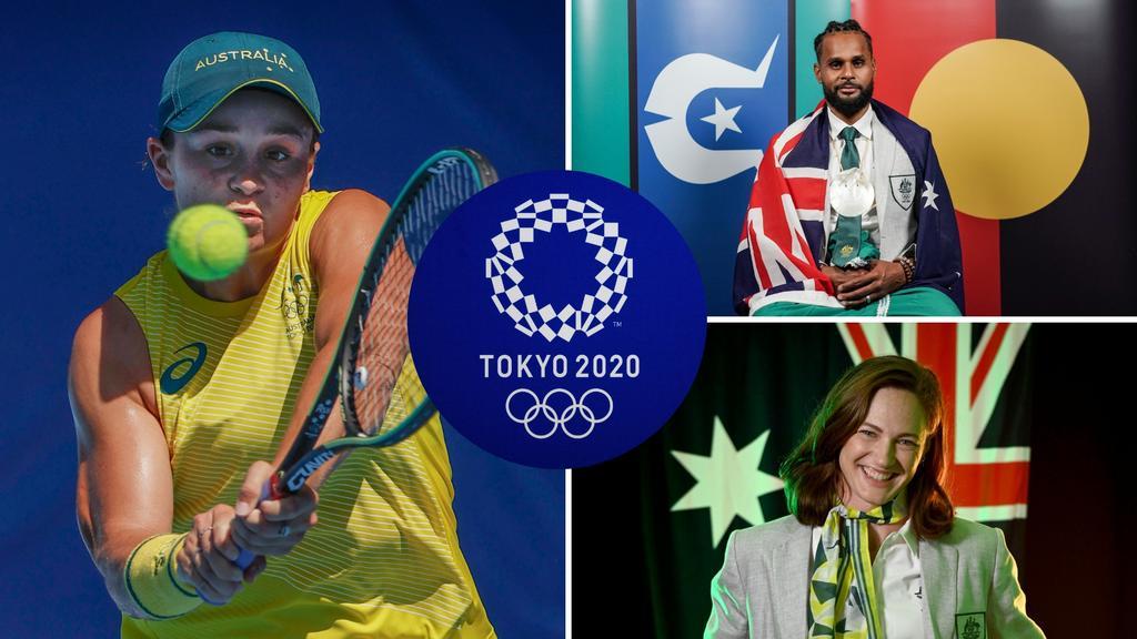 Tokyo 2020: in de prachtige huizen van de Australische Olympiërs in Tokyo 2020
