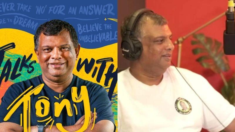 Tony Fernandes dropt op 1 augustus een nieuwe podcast, maar nee, het gaat niet over AirAsia