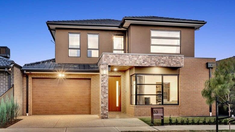 Melbourne veilingen: Craigieburn huis tops reserve met $ 31.000