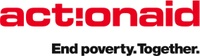 ActionAid logo: end poverty. Together.
