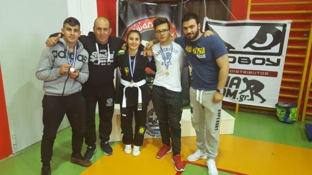 20170423 175103 ΣΤΥΛΙΔΑ ΜΥΡΜΙΔΟΝΕΣ ΣΤΥΛΙΔΑΣ Brazilian Jiu Jitsu *