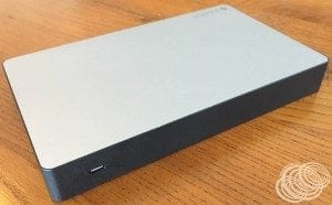 Mophie XXL Powerstation Micro USB Charge Port