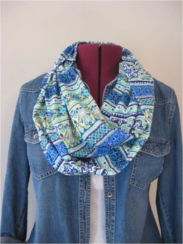 Ooh Baby Designs Fall 2013 Infinity Scarves