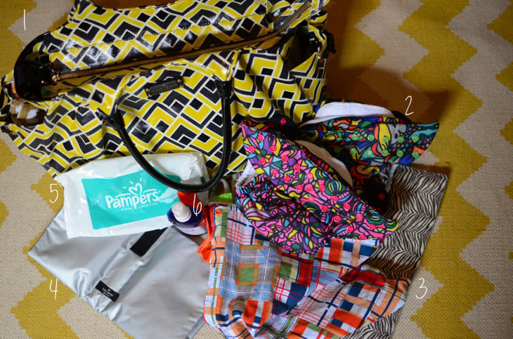Cloth Diapering 101: Out and About - Traveling with Your Cloth Diapers