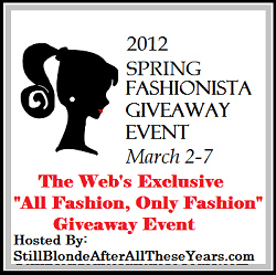 SPRING Fashionista Events Giveaway