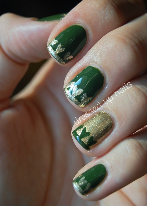 St Patricks Day Manicures | Nail treatments | manicures