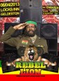 Chanter with Rebel Lion Sound Poster