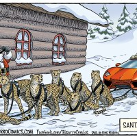 Santa's Midlife Crisis