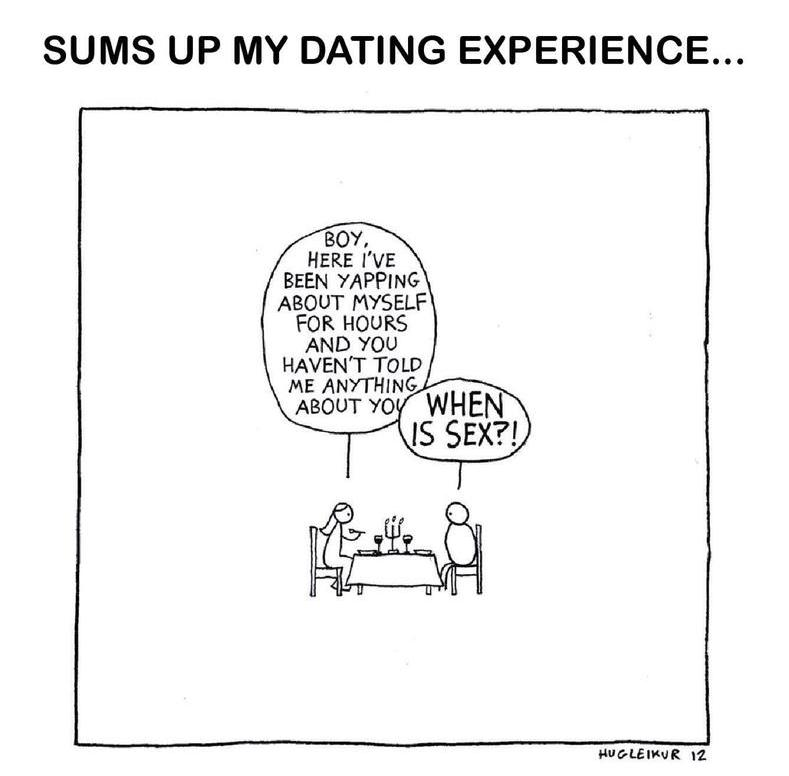expectations dating