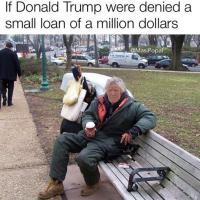 Donald Trump Without The Saudi Bailout