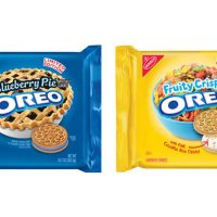 Blueberry Pie and Fruity Pebble Oreos Are Here