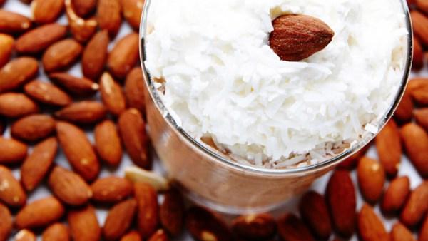 Almond Joy Milk Shake
