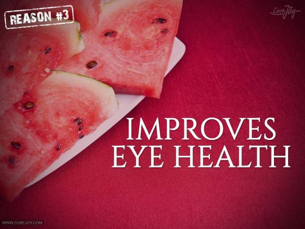 10 Powerful Reasons to Eat Watermelon