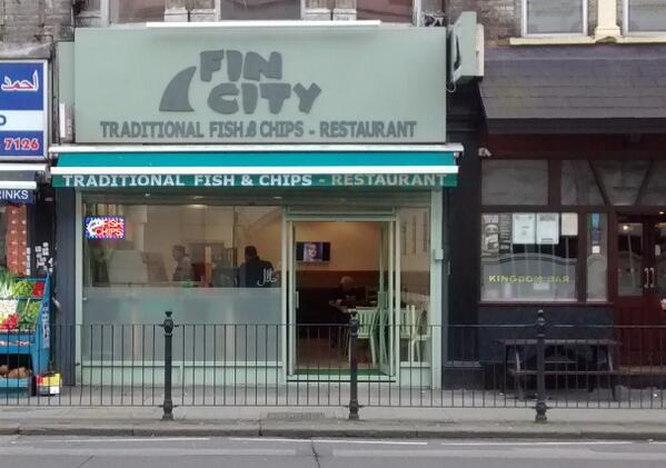 Fish and Chip Restaurant Names