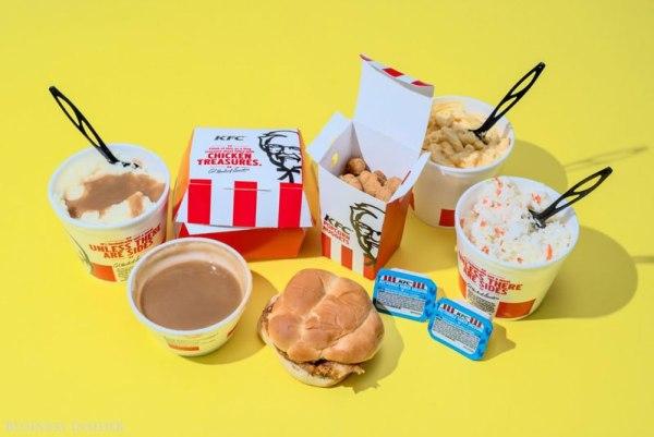 KFC – 2,940 Calories